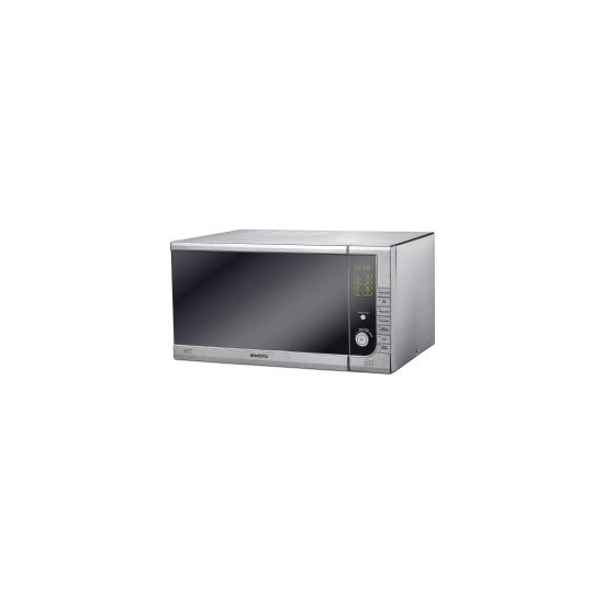 eLECtriQ EIQMW1BAP 1000w 43 Litre Freestanding Digital Combination Microwave Oven Stainless Steel