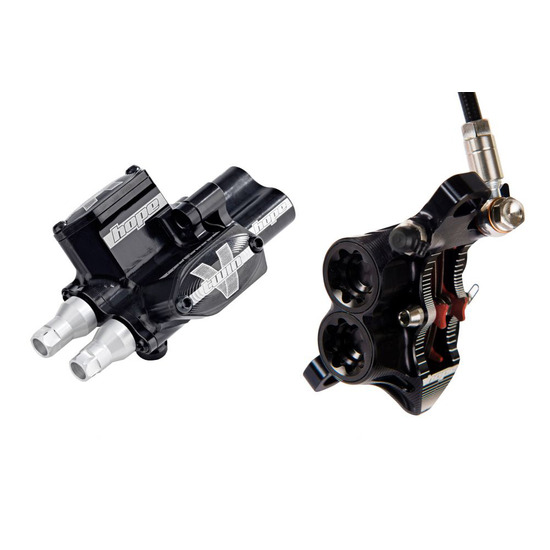Hope V-Twin hydraulic disc brake converter