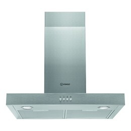 Indesit IHBS64AMX Cooker Hood Chimney 3 Speed Button Control 60cm Inox Reviews