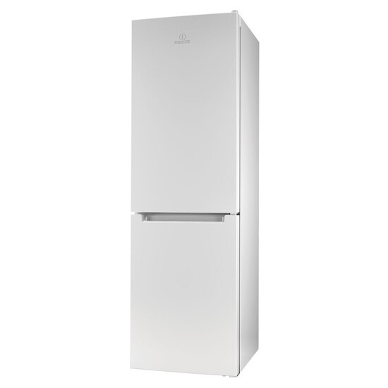 Indesit LR8S1W Fridge Freezer Freestanding Low Frost A+ Energy White