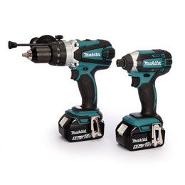 Makita DLX2145TJ Reviews