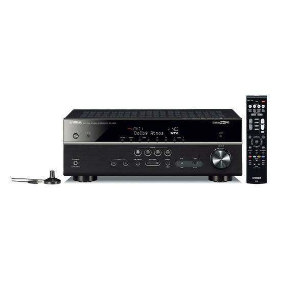 Yamaha RXV581BLB AV Amplifier & Receiver