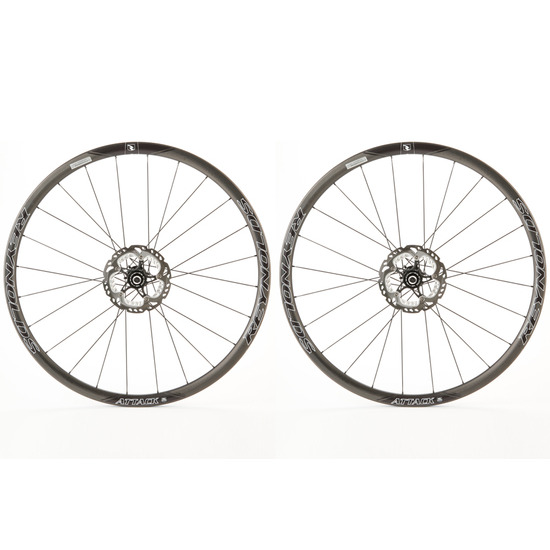 Reynolds Attack Disc wheels