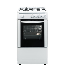 Essentials CFSGWH16 50 cm Gas Cooker Reviews
