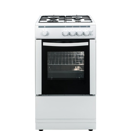 Essentials CFSGWH16 50 cm Gas Cooker Reviews