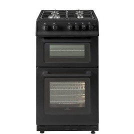 New World 444443996 50cm Wide Gas Double Cavity Cooker Reviews