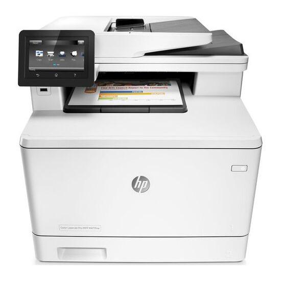 HP LaserJet Pro MFP M477