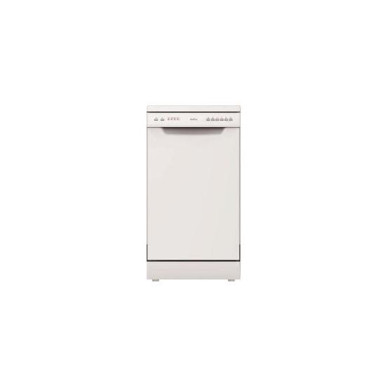 Amica ZWM496W 45cm Slimline 9 Place Freestanding Dishwasher