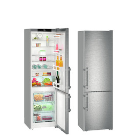Liebherr CNEF4015 Stainless steel Freestanding frost free fridge freezer Reviews