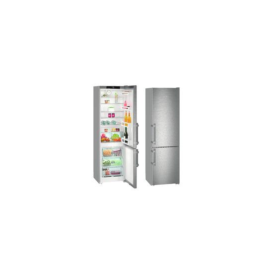 Liebherr CNEF4015 Stainless steel Freestanding frost free fridge freezer