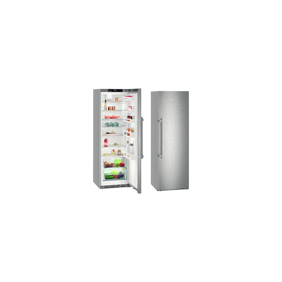 Liebherr KEF4310 Stainless steel Freestanding fridge