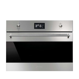 SMEG SF4390VCX Electric Steam Oven - Stainless Steel