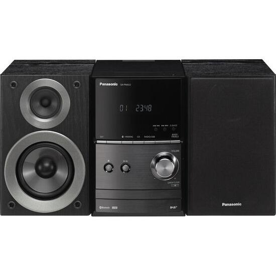 Panasonic SCPM602EBK
