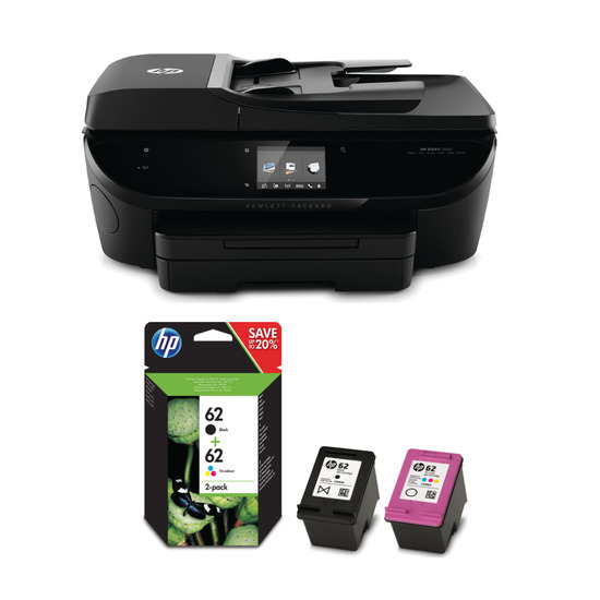 HP ENVY 7640 All-in-One Wireless Printer