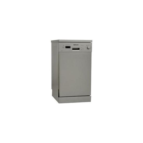 Sharp QWGT35F444I Fullsize Dishwasher Stainless Steel