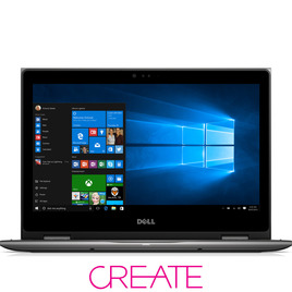 Dell Inspiron 13 5000 13.3 2 in 1 - Silver Reviews