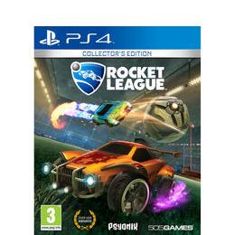 Playstation 4 Rocket League Collectors Edition
