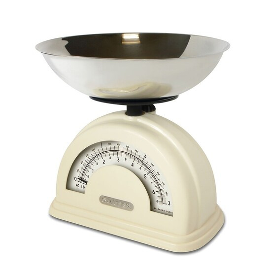Salter Vintage Retro Style Mechanical Kitchen Scales