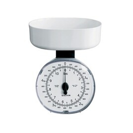 Salter White Mechanical Kitchen Scale Reviews