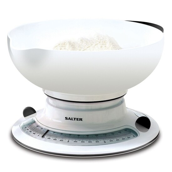 Salter Add and Weigh Baking Mechanical Kitchen Scales
