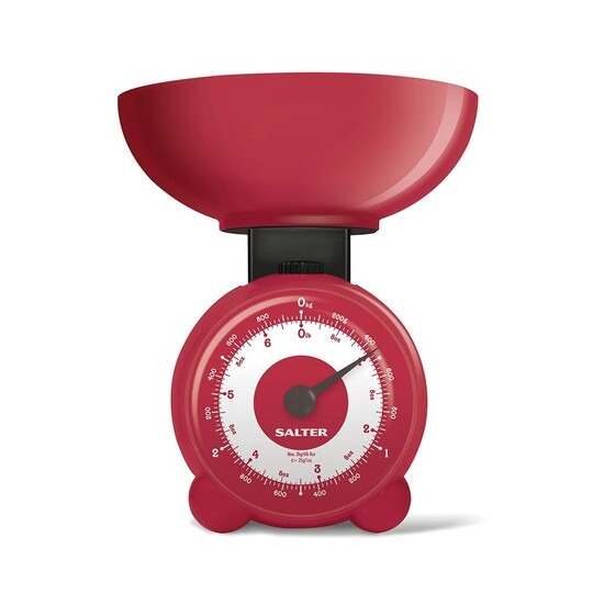 Salter Orb Mechanical Kitchen Scales