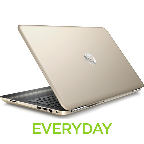 HP Pavilion 15-au068sa 15.6 Laptop Gold
