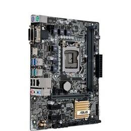 Asus H110M-PLUS M-ATX Motherboard Reviews