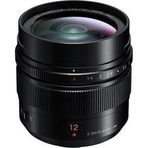 Photo of Panasonic Leica DG Summilux 12MM F/1.4 ASPH Lens