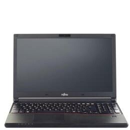 Fujitsu Lifebook E556 Laptop Intel Core i7-6500U 2.5GHz 8GB RAM 256GB SSD 15.6 FHD No-DVD Intel HD WIFI Webcam Bluetooth Windows 7 / 10 Pro 64bit
