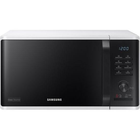 MW3500K Solo Microwave - White & Black