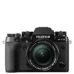Fujifilm X-T2 + XF18-55mm Lens Reviews