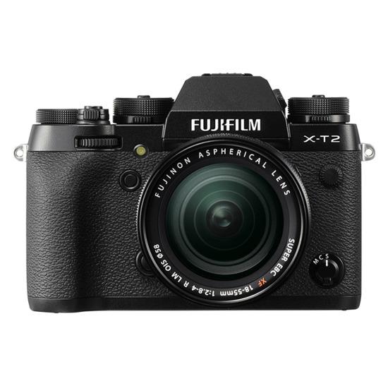 Fujifilm X-T2 + XF18-55mm Lens