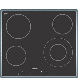 Ceramic Hob 60cm Electric with Touch Control 4 Zone in Stainless Steel trim Reviews