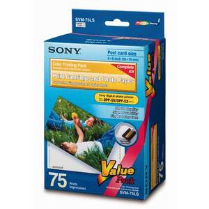Photo of SONYSVM75LS Ink Cartridge