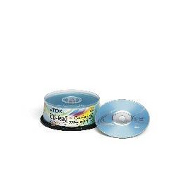 TDK CD-R 80min 700MB 52X Cakebox 25 pack Reviews