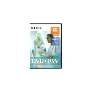 Photo of TDK DVD RW47MAEB DVD RW