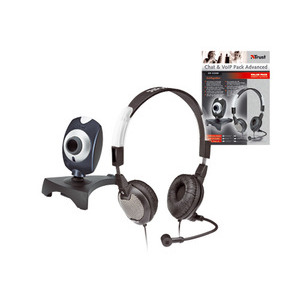 Photo of Trust Chat & VoIP Pack CP-2300 Computer Headset