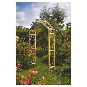 Photo of Rustic Arch Garden Ornament