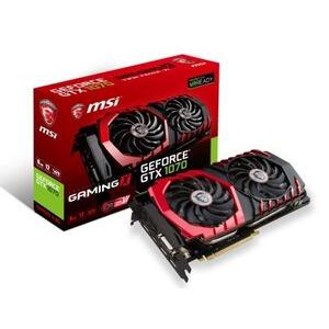 Photo of MSI GeForce GTX 1070 GAMING X 8G Graphics Card