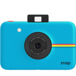 Polaroid Snap Instant Digital Camera with 20 Sheets - Blue