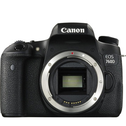 Canon EOS 760D Reviews