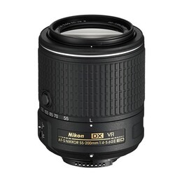 Nikon AF-S DX NIKKOR 55-200mm f/4-5.6G ED VR II Reviews