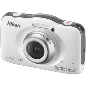 Photo of Nikon Coolpix S32 Digital Camera