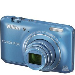 Nikon Coolpix S6400 Reviews