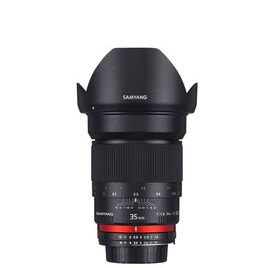 Samyang 35mm f/1.4 ED AS UMC