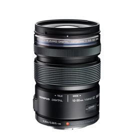 Olympus M.Zuiko Digital ED 12-50mm f/3.5-6.3 EZ Reviews