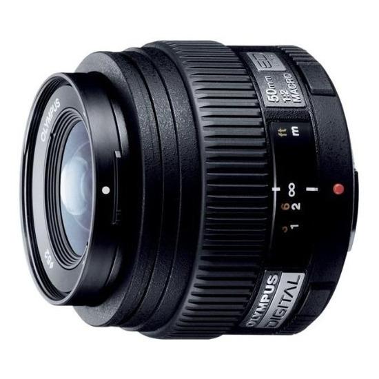 Olympus Zuiko Digital ED 50mm f2 Macro