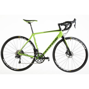 Photo of Cannondale Synapse Carbon Disc Bicycle