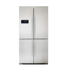 Servis FD911X A+ Large Capacity American Fridge Freezer Stainless Steel Reviews