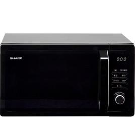 Sharp R374KM Solo Microwave - Black Reviews